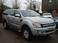 2012 62 Reg Ford Ranger 2.2TDCi ( 150PS ) 4x4 XLT NO VAT