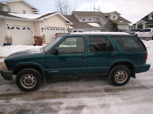 1998 GMC Jimmy 4x4