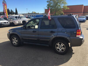 2005 FORD ESCAPE READY FOR WINTER ONLY $4995 FINANCE TODAY
