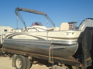2008 Bennington 20.5ft pontoon