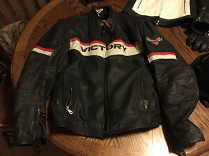 Victory leather jackets men's and women's
