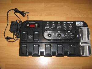 GUITAR MULTI - EFFECTS PEDALS