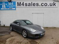 Porsche 911 CARRERA 4 S SEAL GREY TURBO BODIED