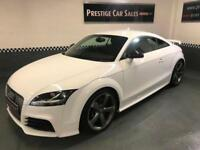 2013/63 Audi TT RS Coupe 2.5 TFSI Plus S Tronic 2014MY quattro ,Full HIstory