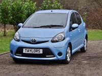 Toyota Aygo 1.0 VVT-I Move With Style 5dr PETROL MANUAL 2014/14