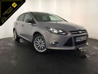 2012 62 FORD FOCUS ZETEC TDCI FORD SERVICE HISTORY FINANCE PX WELCOME