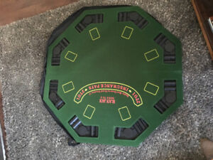 Brybelly platinum edition poker table top