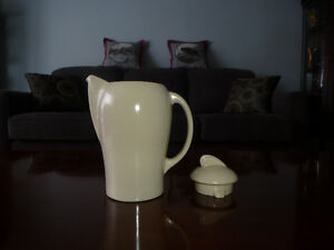 """VINTAGE SUSIE COPPER """"KRESTREL"""" SMALL COFFEE POT WITH LID"""