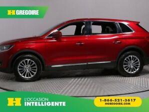2016 Lincoln MKX Select CUIR NAV MAGS CAM RECUL BLUETOOTH