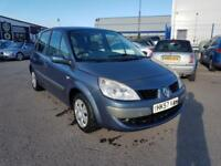 Renault Scenic Expression VVT PETROL MANUAL 2008/57