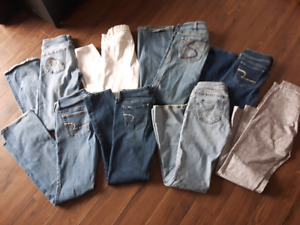 brand name jeans