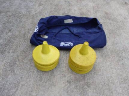 BULK LOT OF SPORTS GEAR FOR SCHOOL/GROUP SPORTS FOOTBALLS ETC Caboolture South Caboolture Area Preview