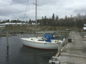 1978 C&C 26 Sailboat