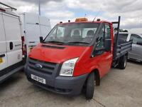 Ford Transit 2.4TDCi ( 140PS )tipper truck