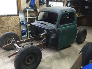 1948 Ford Pickup Rat Rod Project - May consider trades
