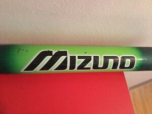 Mizuno softball bat (envy)