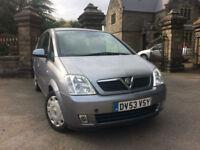 2003 (53) Vauxhall/Opel Meriva 1.8i 16v ( a/c ) 2003MY Design