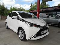 14 (14) TOYOTA AYGO 1.0 VVTI X-PRESSION 5DR ONE LADY OWNER FROM NEW