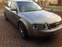 Audi A4 2.5 tdi Quattro swap why