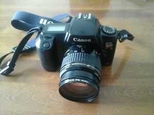 Canon EOS Rebel S 35mm camera