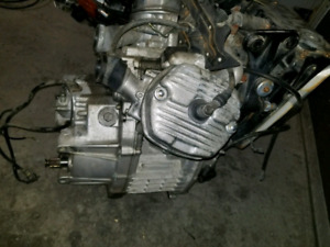1982 honda gl500 silverwing engine..going to storage soon
