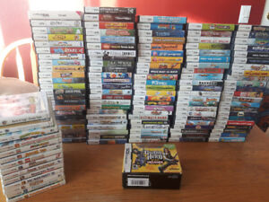 Nintendo DS and 3DS games collection