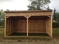 Sheds for sale built to suit
