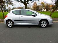 2006 06'reg Peugeot 207 1.4 16v 90 Sport **69,000 miles**