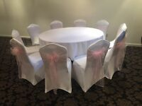 CHAIR COVER HIRE ALL WEDDING DECOR