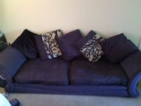 4 seater sofa DFS