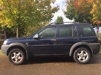 2002 52 DIESEL Land Rover Freelander ES