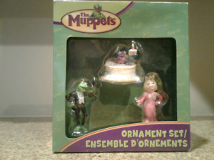The Muppets Christmas Ornaments