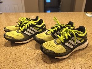 Adidas Boys Running Shoes - Two Pairs - Size 5