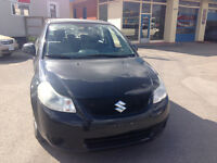 "2008 Suzuki SX4 Sedan""""safety &Etest"""""