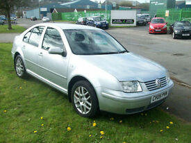 Volkswagen Bora 1.6 2005MY Highline