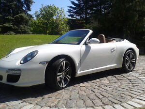 2009 Porsche 911 Carrera Convertible-SHOWROOM CONDITION!