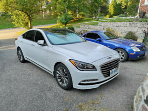 2015 Hyundai Genesis 3.8L  AWD Technology Package