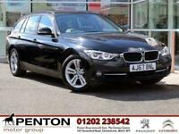2018 BMW 3 Series 1.5 318i Sport Touring Auto (s/s) 5dr Estate Petrol Automatic