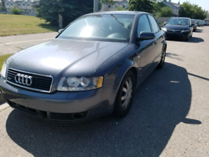 2002 audi a4 1.8t awd project car