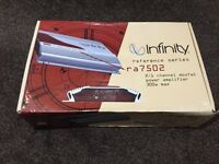 Infinity reference series amplifier - ra7502