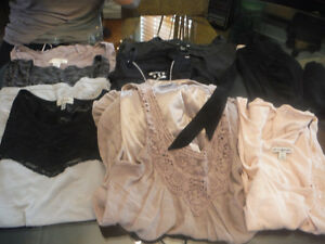 Designer clothing bundle, all small , all for 30.00, 8 pieces -