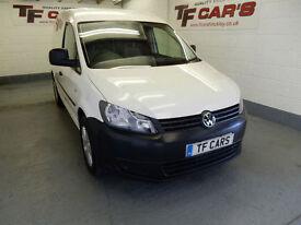 Volkswagen Caddy 1.6TDI NO VAT! CAMBELT&WATERPUMP CHANGED! FULL SERVICE HISTORY!
