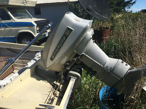 Evinrude With Trailer Kitchener / Waterloo Kitchener Area image 4