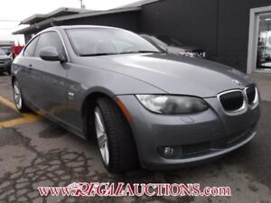 2010 BMW 3 SERIES 335I XDRIVE 2D COUPE AWD 335I XDRIVE