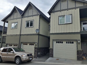 Beautifu 3 bedroom 2.5 bathroom townhouse for rent in Salmon Arm