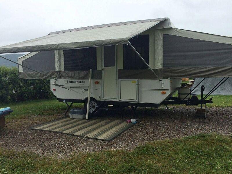 Tente roulotte rockwood model 2270 a vendre autre for Kijiji trois rivieres meuble a donner