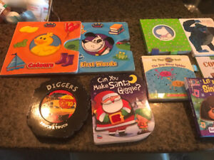 20 kid Books (learning colors/animals/Songs/etc)
