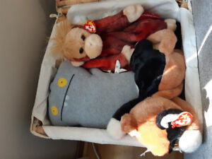 Stuffed animals for sale!