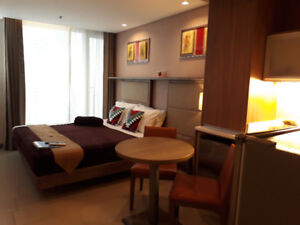 Vacation Home Condo for rent - Daily weekly Makati Philippines