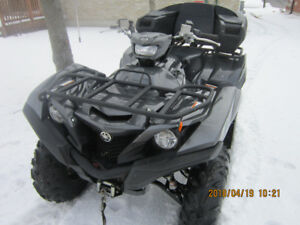 2016 YAMAHA GRIZZLY  SE MODEL  POWER STEERING
